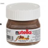 XXL pot nutella gevuld met 21 x 30gr mini nutella_