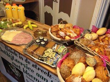1-basisformule ontbijtbuffet op locatie vanaf 20 personen