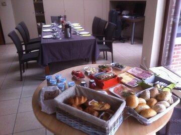 Ontbijtbuffet aan huis vanaf 6 personen ALL-IN