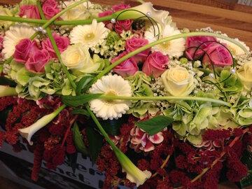 bloemstuk tafelstuk
