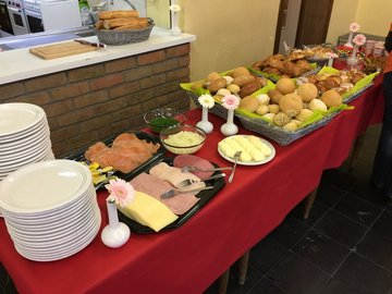 2-luxeformule ontbijtbuffet op locatie vanaf 20 personen