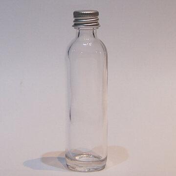 Jenever flesje 40ml   schroefdop leeg voor zelfvullers