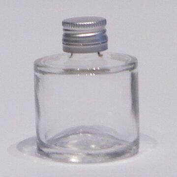 Lia flesje 50ml   schroefdop leeg voor zelfvullers