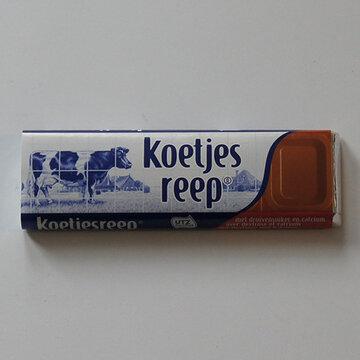 koetjesreep melkchocolade