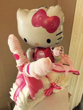 Pampermoto hello kitty