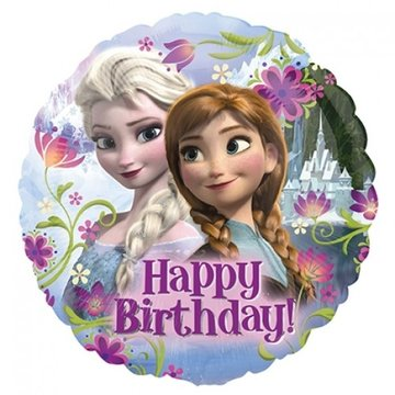 Frozen Happy Birthday 45cm