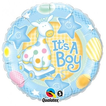 It's a boy 9inch - 22cm