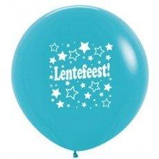 F/Latexballon Lentefeest - 36 inch = 90cm