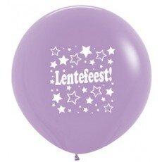 G/Latexballon Lentefeest - 36 inch = 90cm