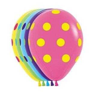 A/ballon 12 inch (30cm) Polka Dots