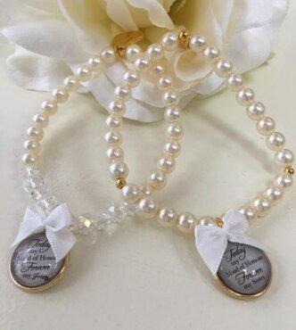 Armband speciaal voor bruidsmeisjes