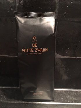 Artisanale koffie De Witte Zwaan 250gr.