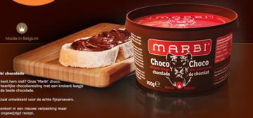 Chocopasta Marbi 200gr.