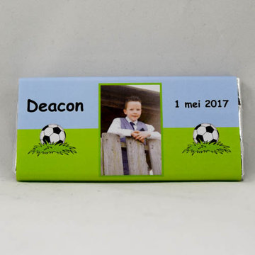 deacon reep melkchocolade 40gr.