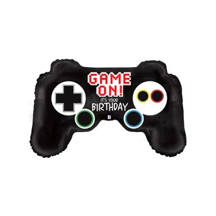 Folieballon game controller Birthday 36inch