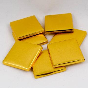 Napolitain 5gr. zonder wikkel - goudpapier