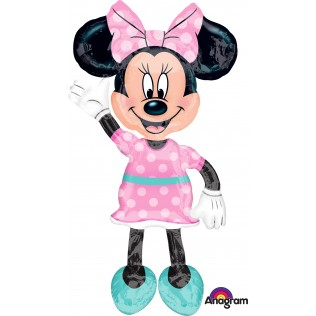 airwalker Minnie Mouse 132cm