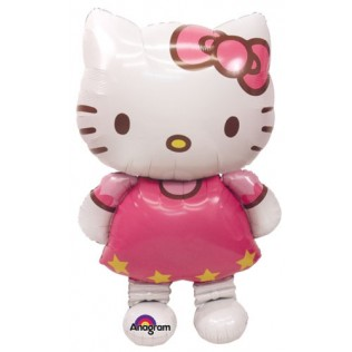 airwalker Hello Kitty 127cm