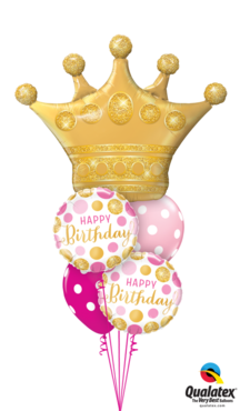 boeket birthday queen
