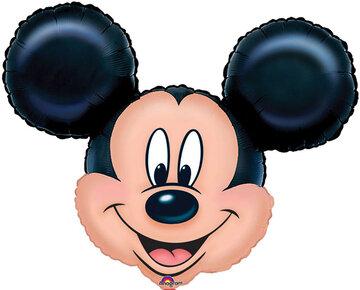 Folieballon mickey mouse 27inch = 68cm