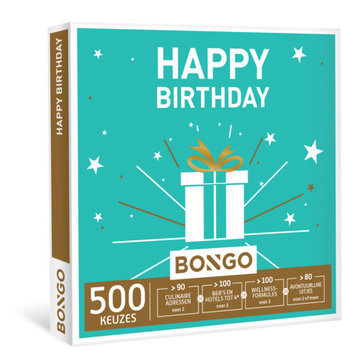 Bongo Happy Birthday