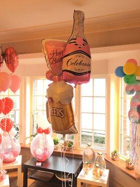 Folieballon verjaardag
