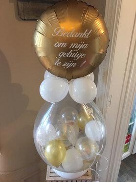 Opgevulde Ballon
