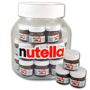 nutella 25gr. - labellefleurgifts