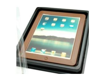Chocolade Ipad met opdruk