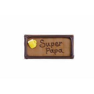 chocoladereep Super Papa 110 Gr.