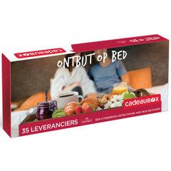 Inruilen Cadeaubox Ontbijt op bed