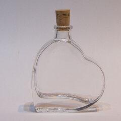 Mini flesjes glas