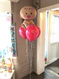 Ballonboeket Baby Girl_