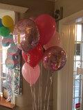 Ballonboeket 7 ballonnen it's a girl_