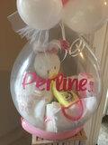 Opgevulde Ballon geboorte met naam_