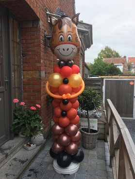 Ballonpilaar dier