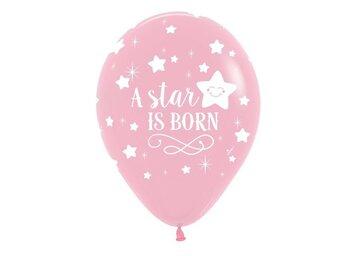 Ballon latex 12inch (30cm) a star is born
