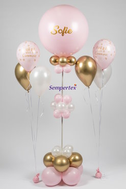 Balloncreatie set Communie