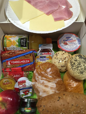Picknick ontbijt vanaf 8 personen