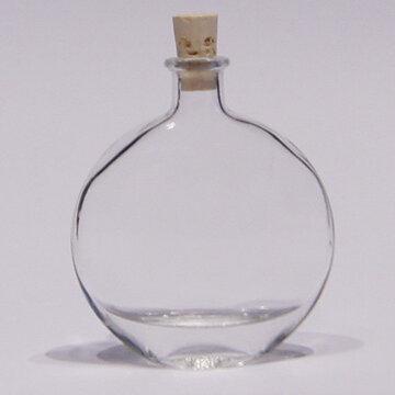 Flaminia flesje 40ml   kerkdop leeg voor zelfvullers