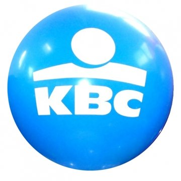 Bedrukte latex reuze reclameballonnen