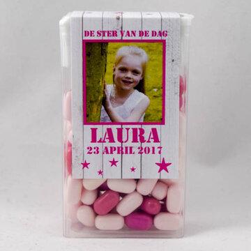 1- Laura Tic Tac 100