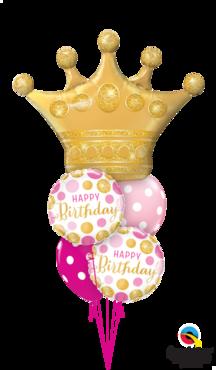 boeket birthday queen