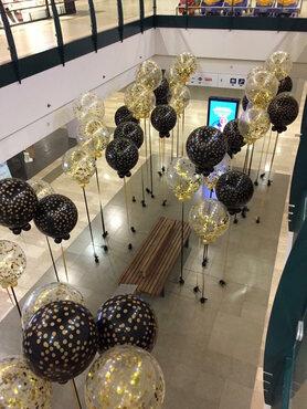 Ballondeco reuze ballonnen 90cm