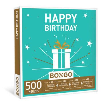 Bongo Happy Birthday