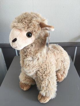 Knuffel lama klein