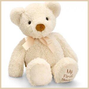 My first bear cream 20cm