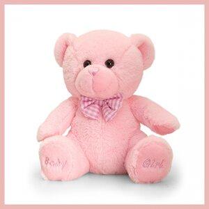Baby Girl bear 20cm