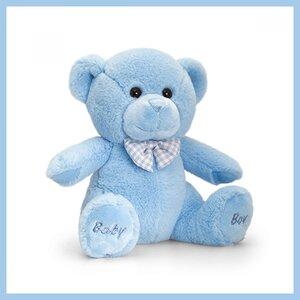 Baby Boy bear 20cm