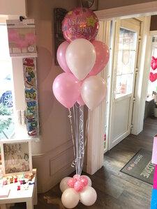 "Ballonboeket Luxe ""A star is born"""